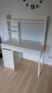 micke schreibtisch haushalt m bel gebraucht und neu. Black Bedroom Furniture Sets. Home Design Ideas