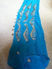 Indisches (Bauch-)Tanztuch