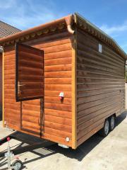 individuell imbisswagen holzcharakter in rettensch ss. Black Bedroom Furniture Sets. Home Design Ideas