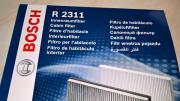 Innenraumfilter Bosch R