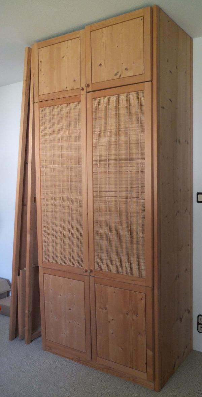 fichte kleiderschrank neu und gebraucht kaufen bei. Black Bedroom Furniture Sets. Home Design Ideas