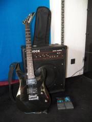 Jackson E Gitarre +