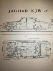 Jaguar XJ6 Bj.