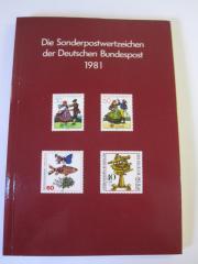 Jahreszusammenstellung Bund Berlin 1981