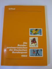 Jahreszusammenstellung Bund Berlin 1983