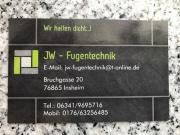 JW Fugentechnik - Silikonfugen
