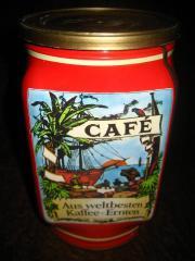 Kaffeedose aus dem Jahr 1984