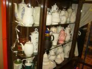 Kaffeekannen in riesiger Auswahl