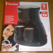 Kaffeemaschine BesTron, 2-