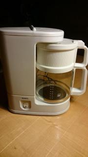 Kaffeemaschine von Krups in weiß