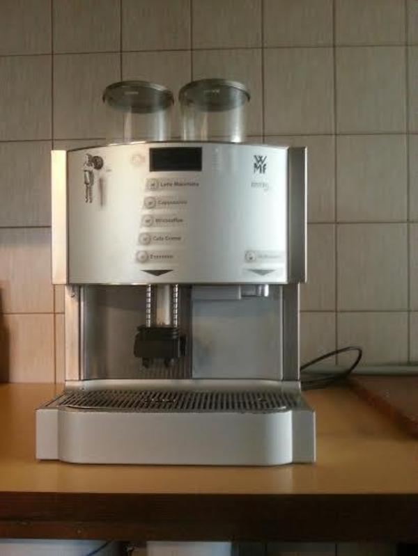 kaffeevollautomat wmf bistro easy in allershausen. Black Bedroom Furniture Sets. Home Design Ideas