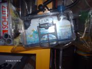 Kamera und schwimmbrille