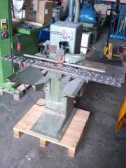 Kantenbündigfräsmaschine Holz Her Typ UF