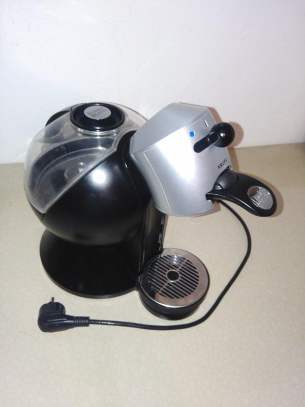 kapsel kaffeemaschine gebraucht kaufen nur 3 st bis 65. Black Bedroom Furniture Sets. Home Design Ideas