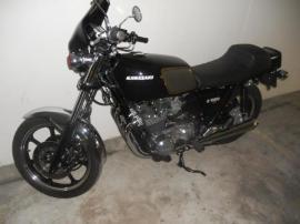 Kawasaki über 500 ccm - Kawasaki Z1000