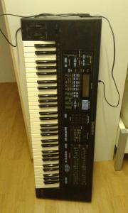 Keyboard Technics AX7