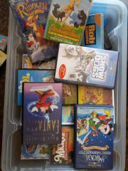 Kinder Videokassetten zu