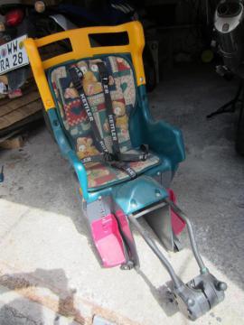 Fahrradsitze - Kinderfahrradsitz von Kettler