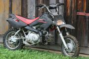 Kindermotorrad*** Marke Honda