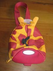 Kinderrucksack Giraffe von Samsonite Kindergartentasche