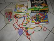 Kinderspiele Spielesammlung Perlen und Ketten