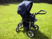Kinderwagen Marke Bergsteiger