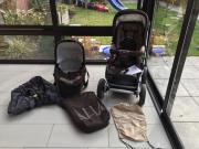 Kinderwagen und Sportkarre