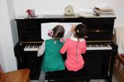 Klavierunterricht und Keyboardunterricht