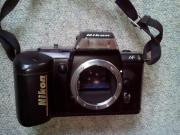 Kleinbildkamera Nikon F-