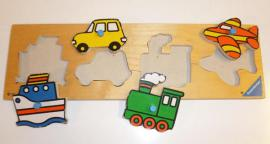 Holzspielzeug - Kleinkindpuzzle von Ravensburger