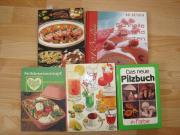 Koch- bzw Backbücher