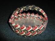 Körbchen aus Zigarettenschachteln