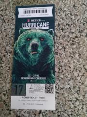 Kombiticket Hurricane Festival