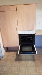Komplette Küche inklusive Kühlschrank, Ofen, Ceranfeld, Absaugung ... | {Komplette küche kaufen 42}