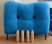 ikea mammut bett in blau zu verkaufen in breuberg – kinder, Hause deko