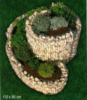 Kräuterspirale oder Turm für Ihren