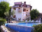 Kroatien Ferienwohnungen im Haus mit
