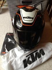 KTM Helm