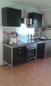 Küche Einbauküche Modulküche