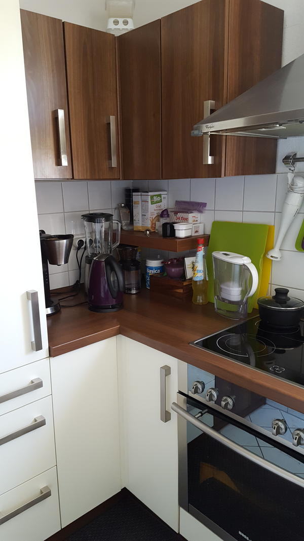 küche ohne elektrogeräte in edingen-neckarhausen - küchenmöbel ... - Küche Ohne Elektrogeräte Kaufen