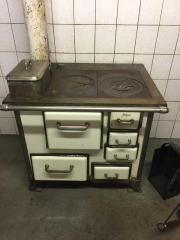Küchen.-holzherd gebraucht