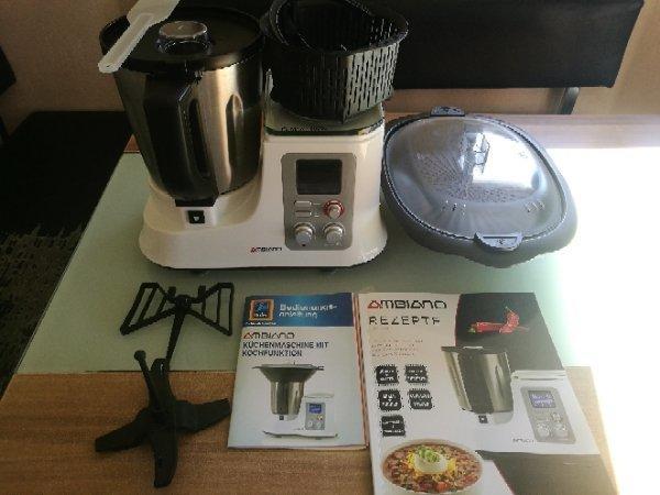 Küchenmaschine Ambiano » Haushaltsgeräte, Hausrat, alles Sonstige