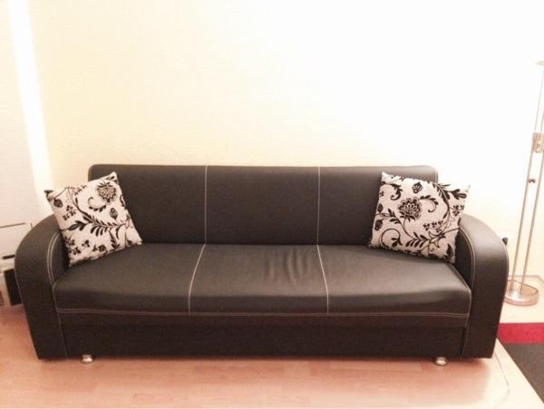 poco schlafsofa m belideen. Black Bedroom Furniture Sets. Home Design Ideas