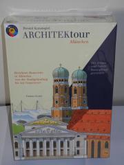 Kunstspiel ARCHITEKTOUR München von Prestel