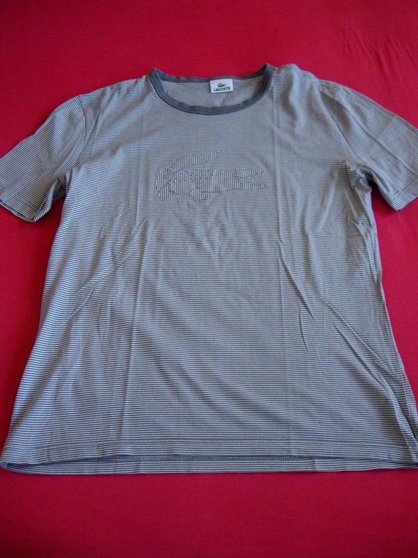 Lacoste Shirt Gr 5