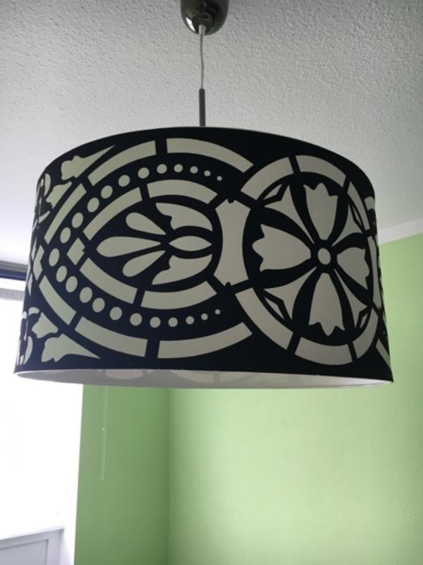 lampenschirm weiss neu und gebraucht kaufen bei. Black Bedroom Furniture Sets. Home Design Ideas
