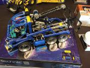 Lego Technic Abschlepptruck