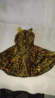 Leopard Gr 116 Karnevalskostüm Fasnachtskostüm