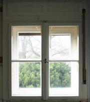 LETZTE CHANCE Fensterflügel