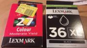 Lexmark Druckerpatronen